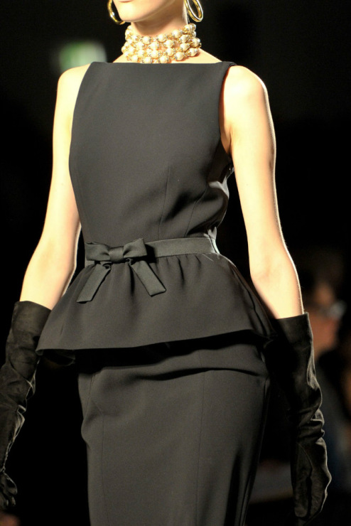 Маленькое Черно Платье