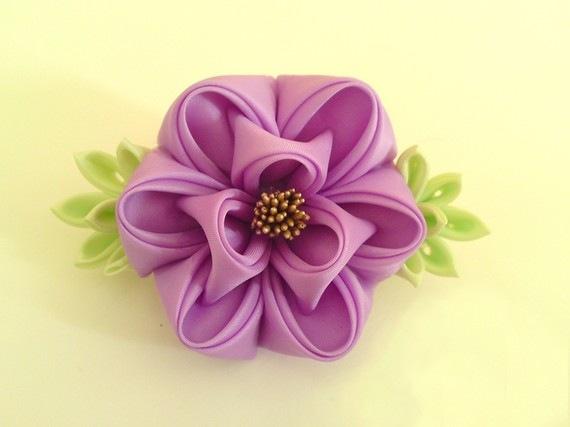 Gallery.ru / Фото #3 - Цветы из ткани - oxanakir