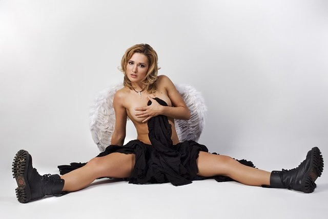 Порно фото с сексуальной мамой