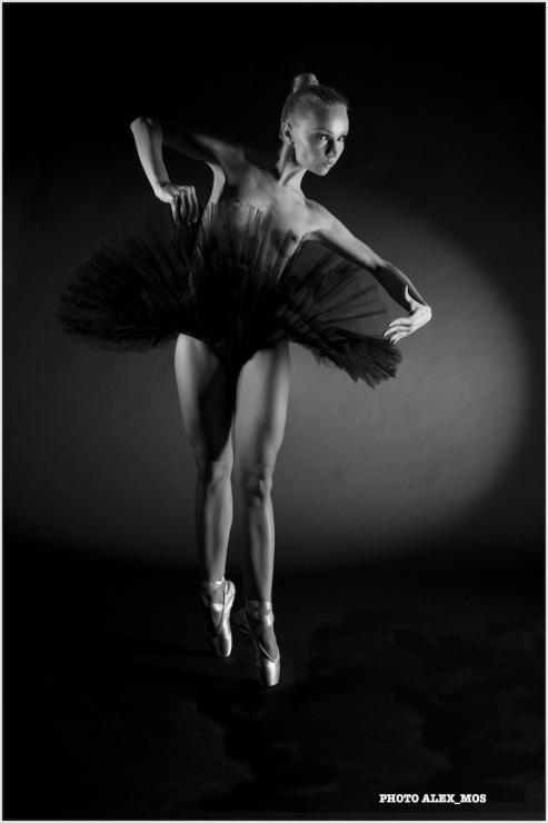 Сексуальные фото балерин напугать