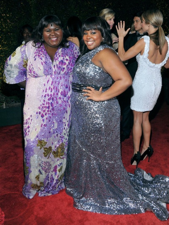 Gabourey sidibe golden globes 2014