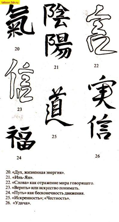 Тату на шее для девушек иероглифы и их значение