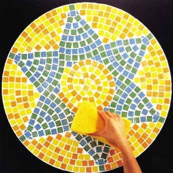 Мастер класс по мозаике для начинающих
