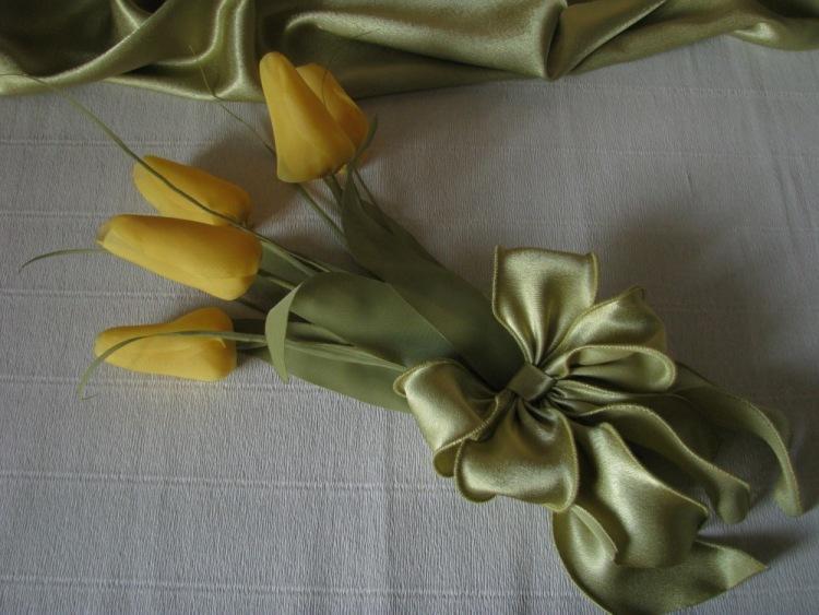 Розы на шторы своими руками мастер класс 38