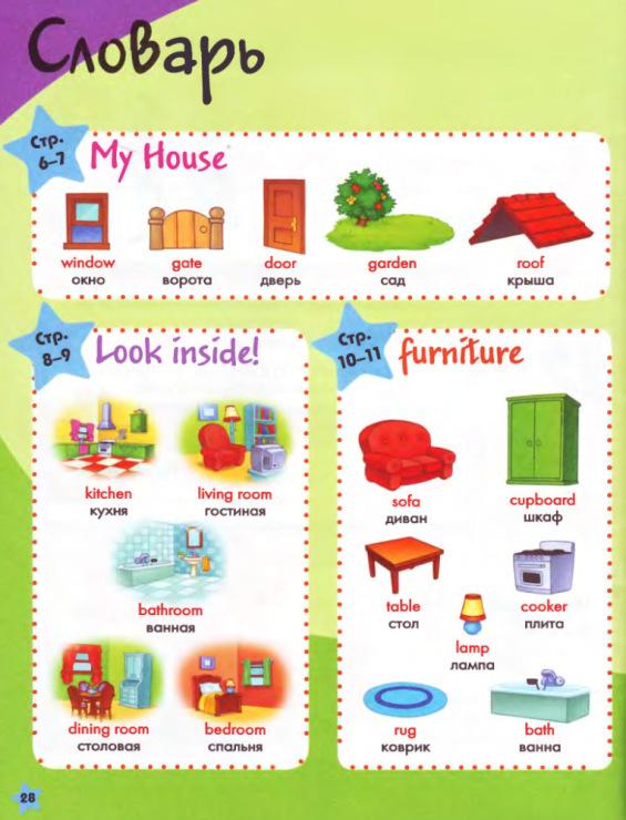 Научить ребенка английскому языку в домашних условиях
