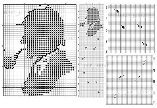 Вышивка крестом схемы шерлок 44