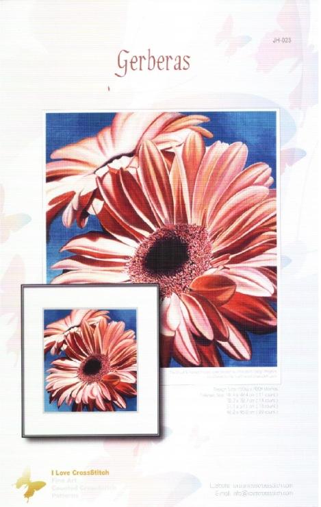 Galleryru / hf-011 - i love cross stitch 1 - velina