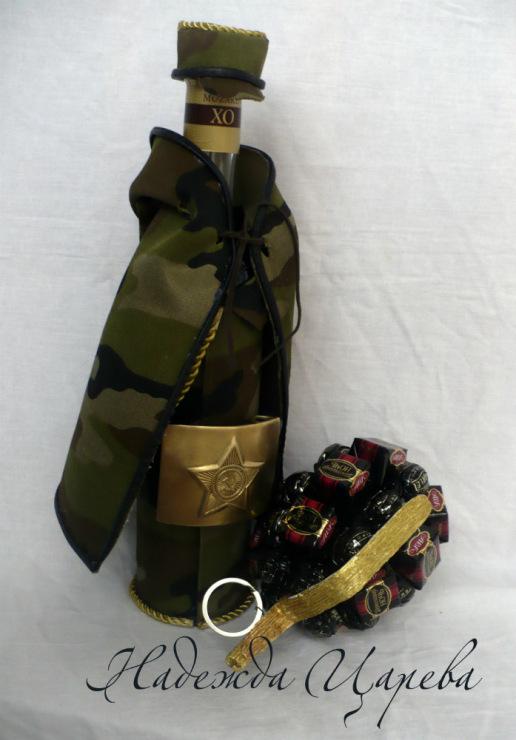 Военные подарки на день рождения 700
