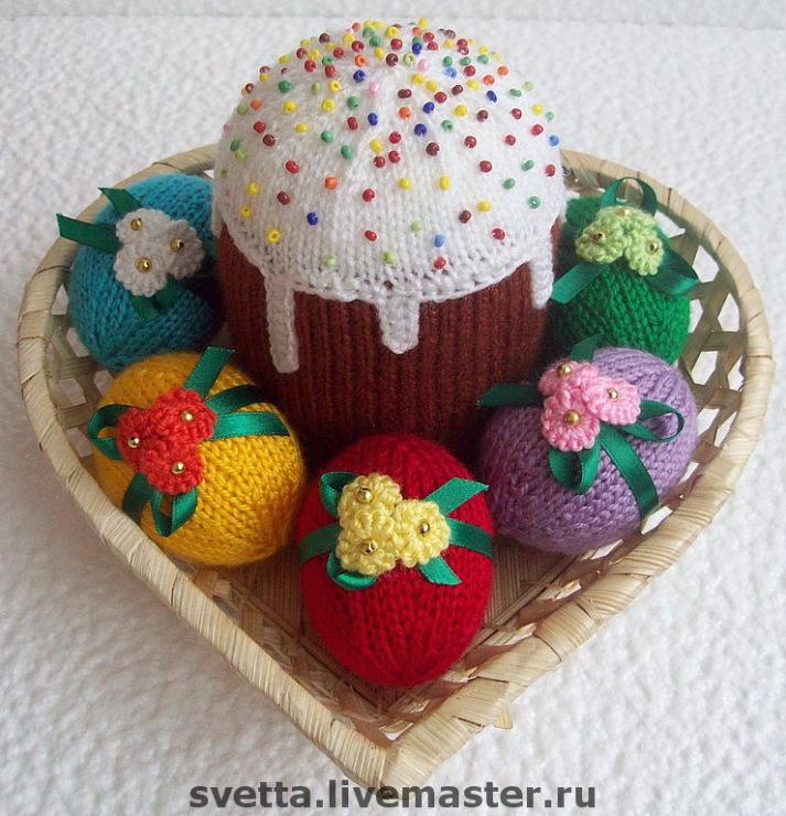 Новогодние саночки из конфет
