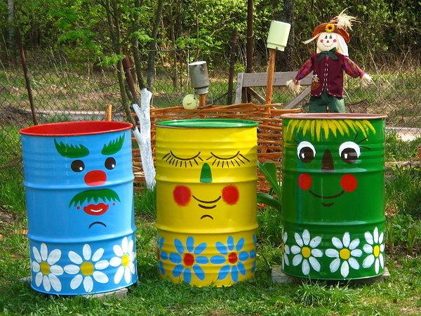Gallery.ru / Фото #12 - Идеи для сада - 9101974