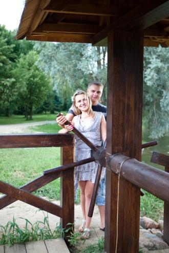 Фотограф Love Story Вячеслав Крупин - Барановичи