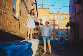 Фотограф Love Story Катерина Главатских - Москва