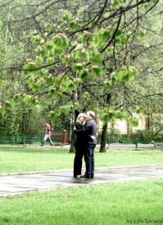 Фотограф Love Story Юля Генералова - Москва