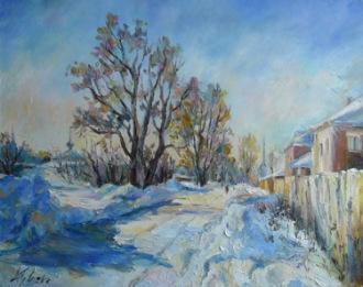 Художник Светлана Круглова - Москва