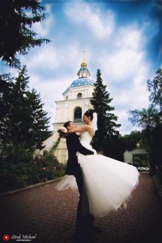 Свадебный фотограф Михаил Струк - Киев