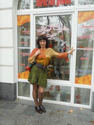Костюмер Яна Лузановская - Полтава