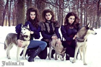 Костюмер Julia Ptashkina - Москва