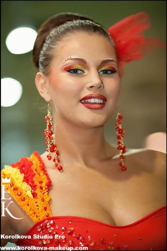 Визажист (стилист) Елена Королькова - Новосибирск