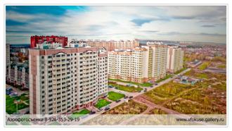 Архитектурный фотограф Артем Батуров - Москва